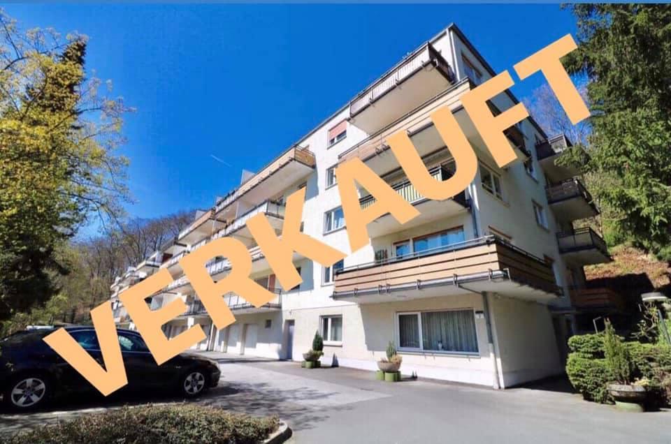VERKAUFT!  2-Zimmer Eigentumswohnung mit Balkon und Wellnessbereich