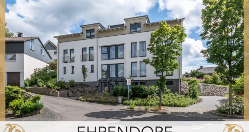 Miete: Altersgerechte 2-Zi.- Wohnung mit Terrasse und Tiefgaragenstellplatz
