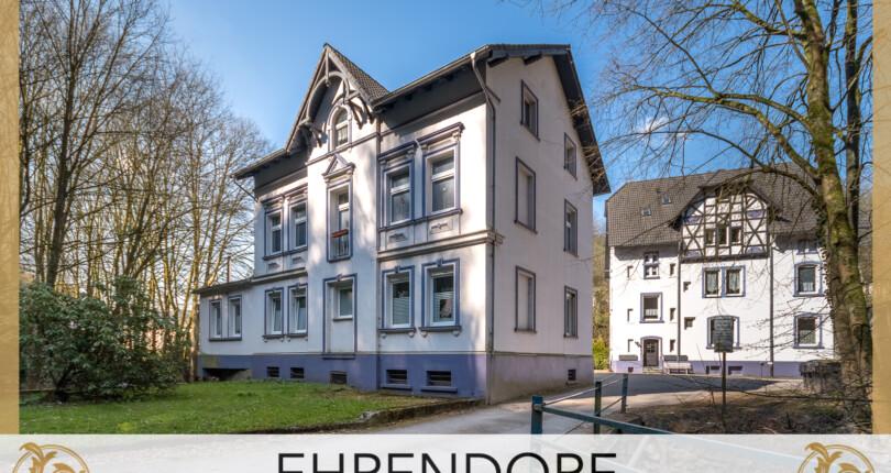 NEU: 2 vermietete Mehrfamilienhäuser in Altena
