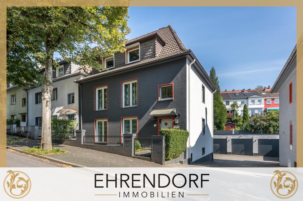 Lüdenscheid Zentrum: Saniertes 3-Familienhaus